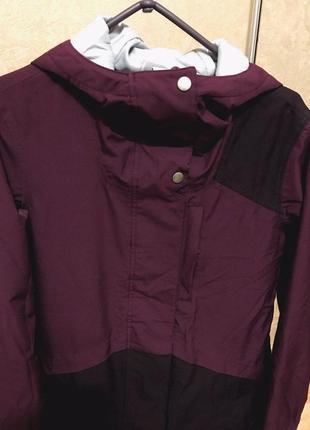 Женская спортивная куртка, ветровка, парка, весенняя, лыжная, горнолыжная куртка nike