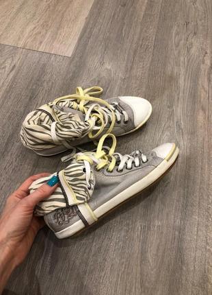 Кеды сапоги, кроссовки