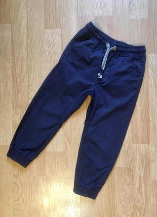 Штаны, брюки, джоггеры для мальчика george, размер 3-4 г, 98-104