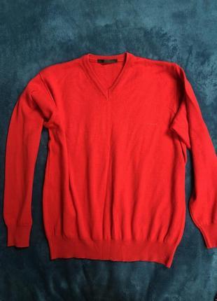 Отличный пуловер ungaro xl (50)