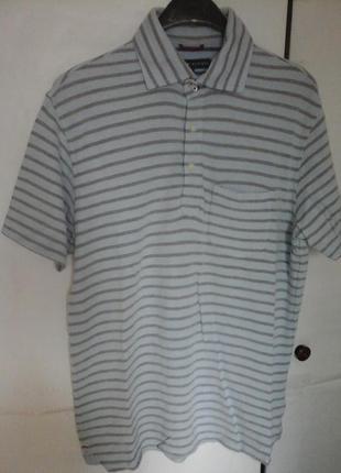 Рубашка-поло мужская tommy hilfiger