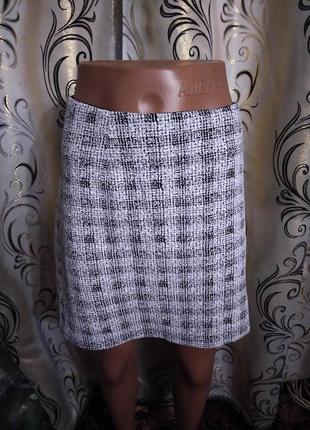 Стильная юбка на пышные формы atmosphere