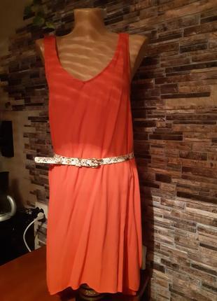 Платье сарафан zara