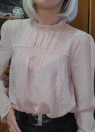 #розвантажуюсь  нюдовая блуза only