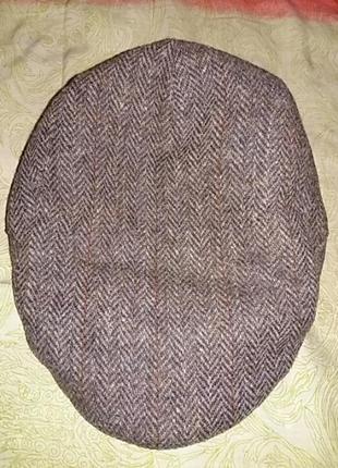 Кепка harris tweed  xl