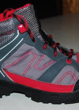 Quechua деми ботинки 34 размер
