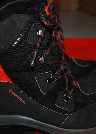 Деми ботинки quechua 36 размер