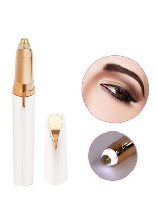 Женский триммер депилятор для бровей finishing touch flawless brows