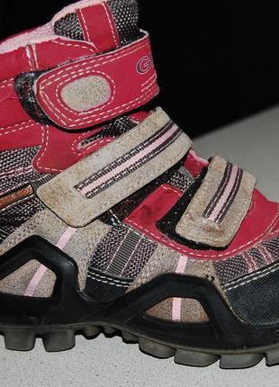 Деми ботинки geox 29 размер