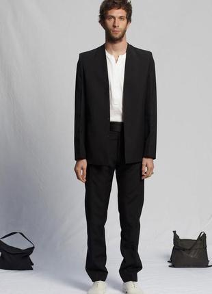 Шикарный пиджак maison martin margiela blazer 2011 spring/summer collection
