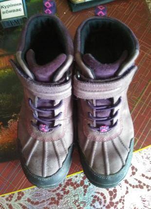 Весняно - осінні черевички
