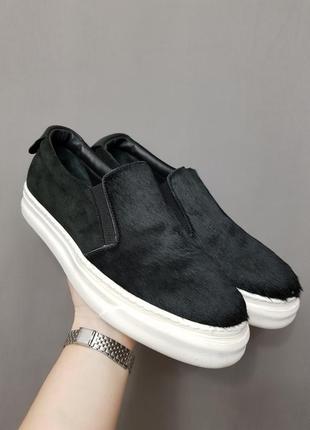 Слипоны туфли roberto cavalli