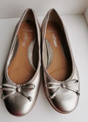 Оригинальные  балетки, туфли