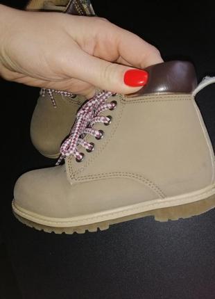 Ботинки детские lc waikiki