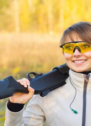 Очки антиблик антифара для активных женщин (водителей, спортсменок, рыбачек и пр.)