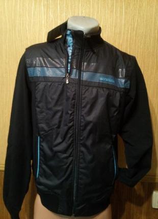 Шикарная спортивная куртка мастерка ,фирмы  ,maraton