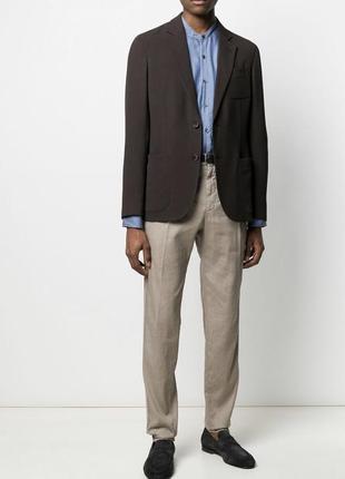 Жакет повседневный шерстяной стильный модный m aison scotch размер м/l