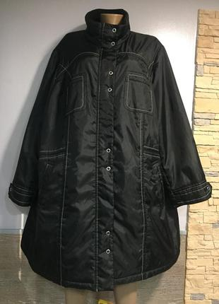 Легкая куртка большой размер ❤️❤️