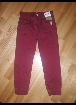 Стильные классные штаны брюки на мальчика ирландской фирмы primark 104, 122 см