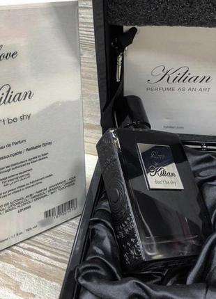 Оригінальні парфуми kilian 'l'oeuvre noire love don't be shy -50мл