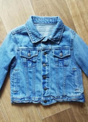 Джинсовка, джинсовая куртка, курточка, пиджак, жакет