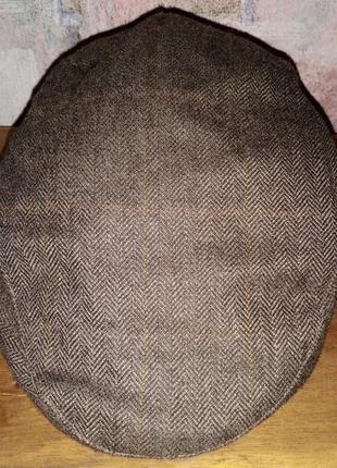 Шерстяная кепка marks & spencer