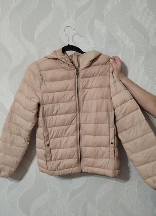 Куртка дутая стёганая