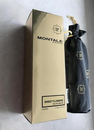 Духи оригинал montale sweet flowers 100 ml