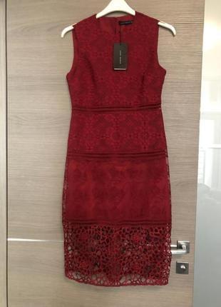 Нарядное платье от zara