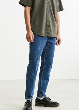 Базовые джинсы dad от bdg urban outfittes
