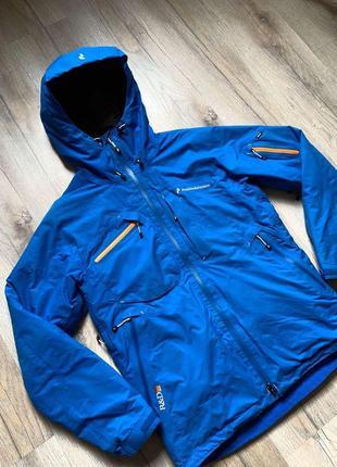 Мужская горнолыжная/ трекинговая куртка peak performance heli loft j!