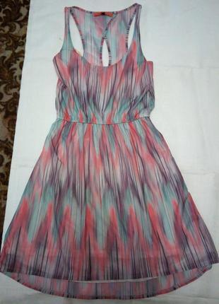 Пляжное платье bershka