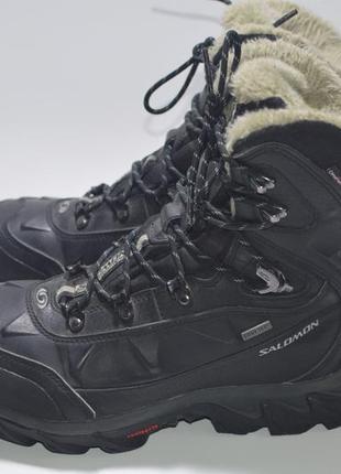 Зимние ботинки salomon nytro gtx w 108660