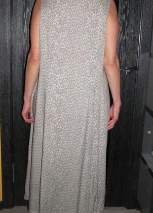 Платье- халат m&s  р. uk 20