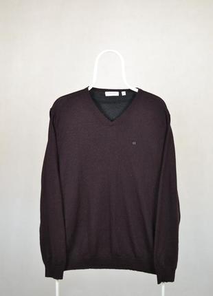 Calvin klein пуловер свитер