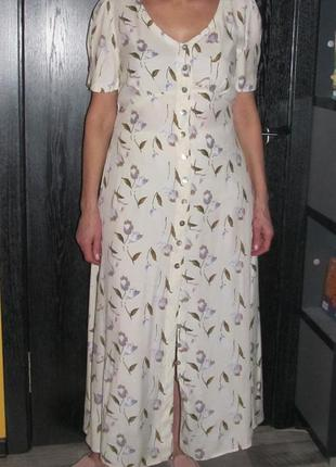 Платье- халат my garmet р. uk 12