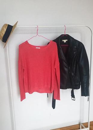 Красивый стильный джемпер свитер свитерок reserved. р-р l