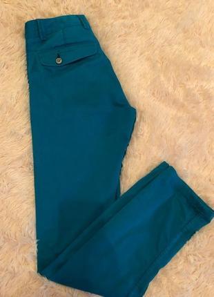 Яркие брюки next, р-р 13 лет, 158 см.