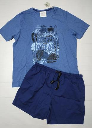 Комплект домашний, пижама livergy l (52/54)