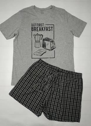Комплект домашний, пижама livergy xl 56/58