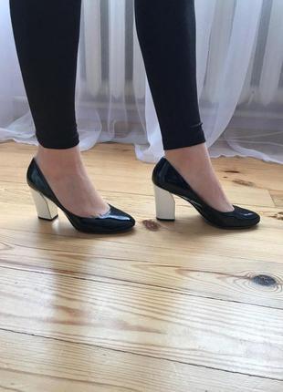 Туфли casadei лаковые5 фото