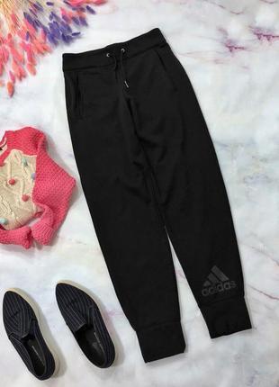Штаны оригинал adidas climawarm на 11-12 лет