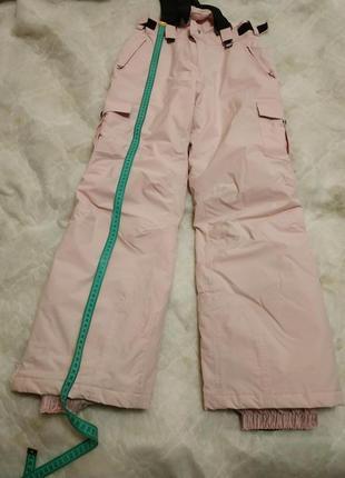 Лыжные штаны для девочек