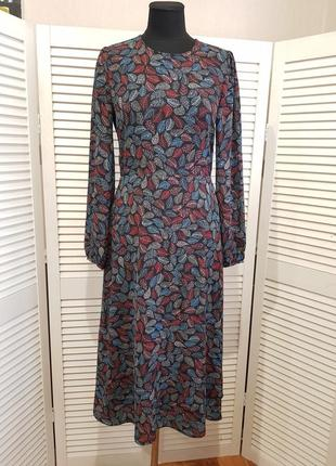 Стильное длинное платье kookai