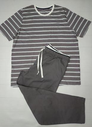 Комплект домашний, пижама livergy xxl (60/62)