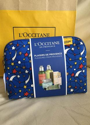 Набор loccitane куплен в германии