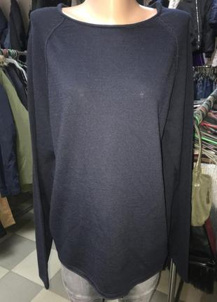 Шерстяной пуловер royal class