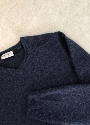 Шерстяной свиетр/пуловер