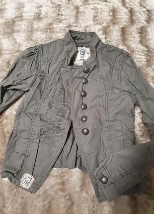 Куртка ветровка пиджак next р.146-152