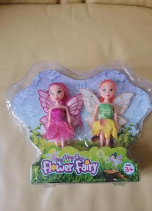Flower fairy набор кукол.